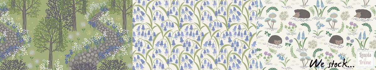 Lewis & Irene Fabric Torbay
